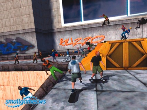 Skateboard Park Tycoon 2004: Back in the USA(Рус)