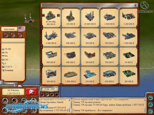 Oil Tycoon 2(Рус)