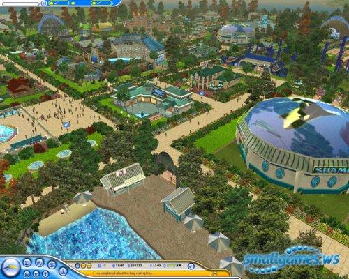 SeaWorld Adventure Parks Tycoon 2(Рус)