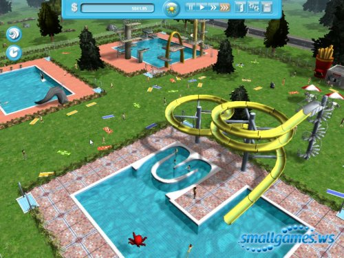 Schwimmbad Tycoon (2009/De)