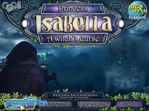 Princess Isabella: A Witchs Curse
