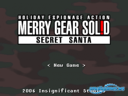 Merry Gear Solid