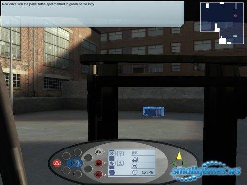 Forklift Truck Simulator 2009 - скачать игру бесплатно