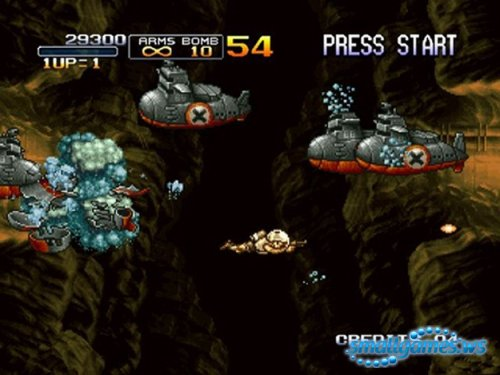 Metal Slug Collection (6 в 1)