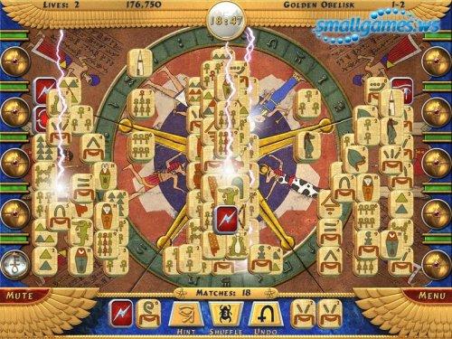 Portable Luxor Mahjong
