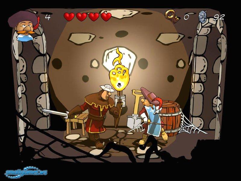 Три мушкетера игра скачать торрент