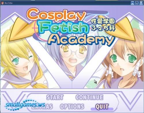 Cosplay Fetish Academy