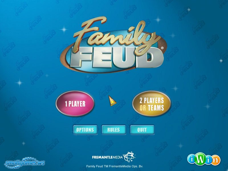 how to play family feud card game