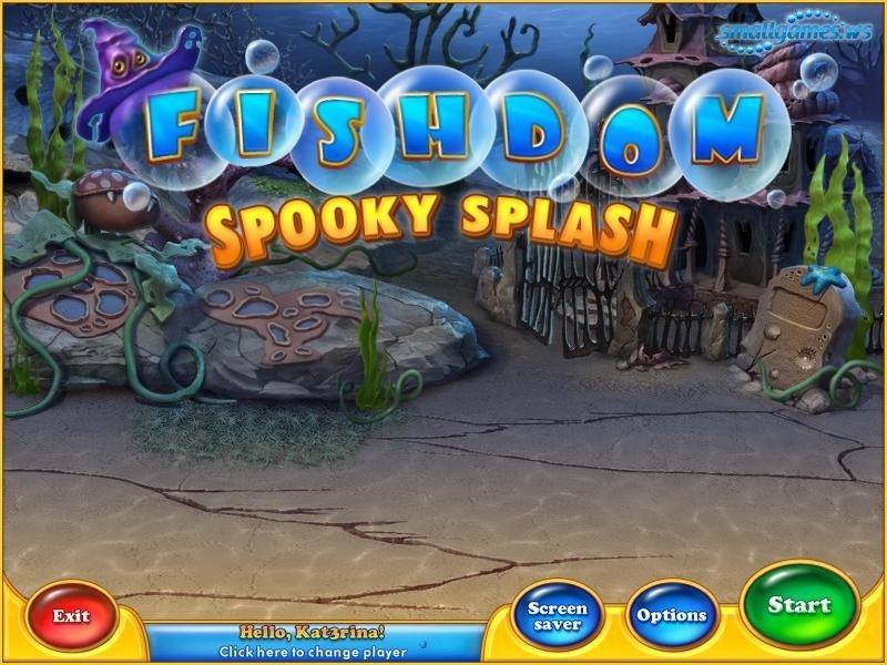 Фишдом Время праздников - новая часть игры три в ряд с элементами