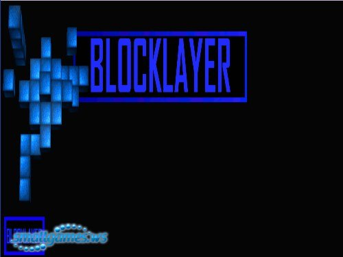Blocklayer