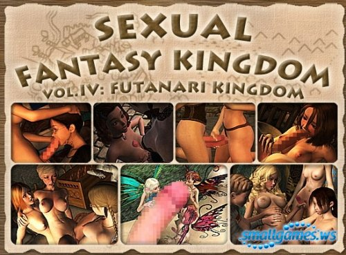 Sexual Fantasy Kingdom Vol.4: Futanari Kingdom