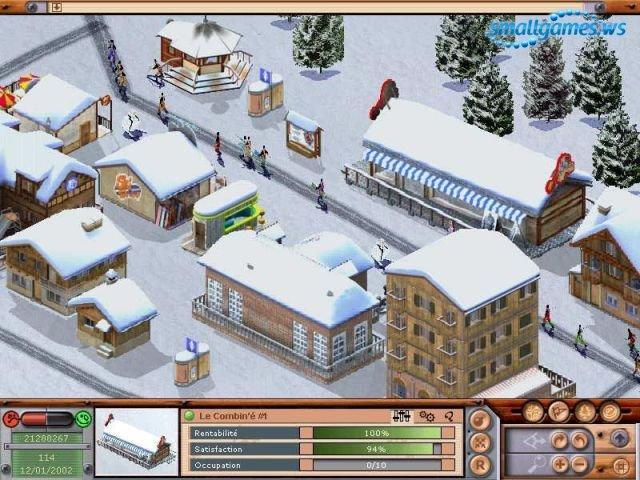 Игра горнолыжный курорт скачать бесплатно на компьютер