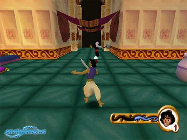 Disney's aladdin in nasira's revenge (2000) pc скачать через.