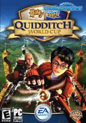 Гарри Поттер. Кубок квиддича/Harry Potter: Quidditch World Cup