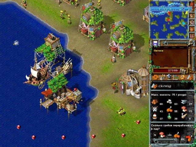 Игру Затерянный Мир 2 Океан Эльфов