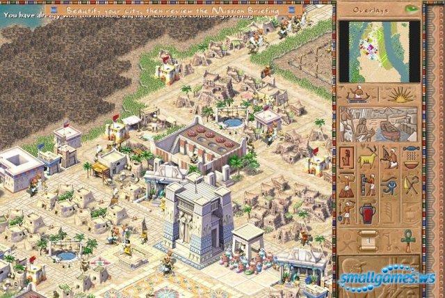 рабы египет игра