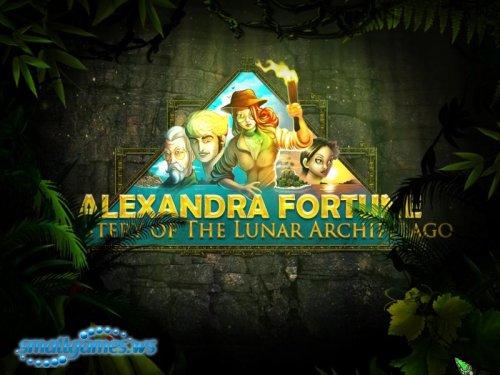 Alexandra Fortune: Mystery of the Lunar Archipelago