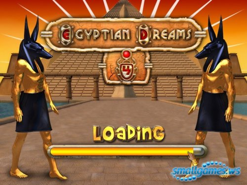 Egyptian Dreams 4