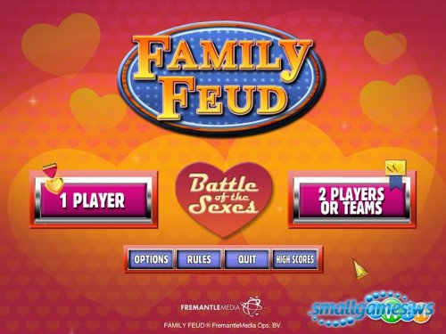 Family Feud - Battle of the Sexes