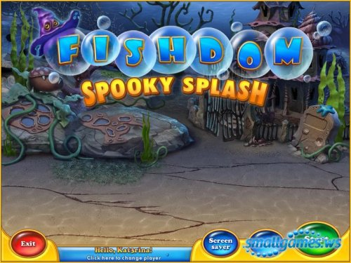 Fishdom 3: Spooky Splash
