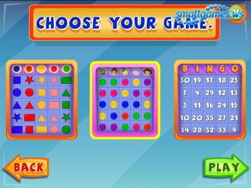 Nick Jr. Bingo
