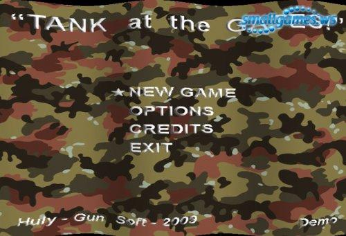 Tank At The Gates