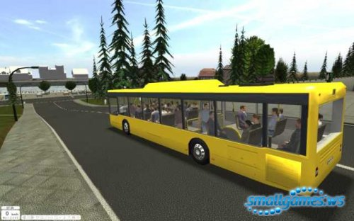 Bus-Simulator 2009(Рус)