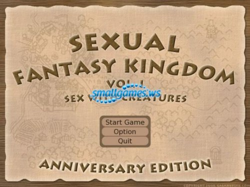 Sexual Fantasy Kingdom Vol.1,2,3