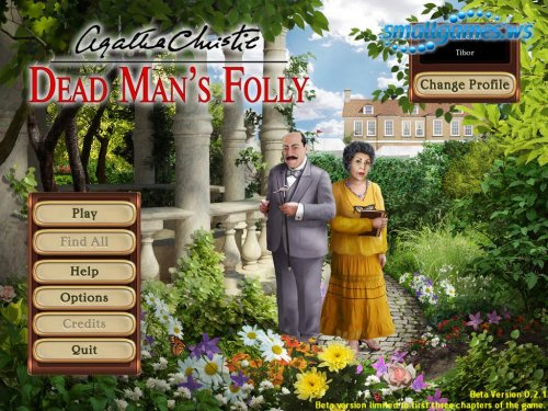 Agatha Christie: Dead Mans Folly