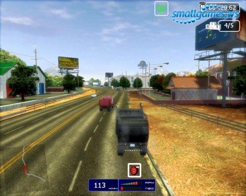 Перевозчик 2: Перезагрузка/Trucker 2(2009)