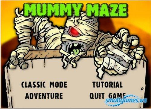 Mummy Maze Deluxe