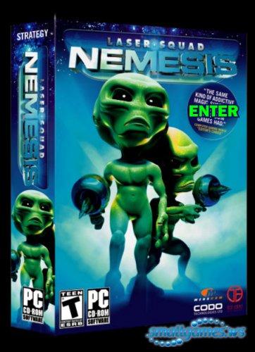 Laser Squad - Nemesis (Русская версия)