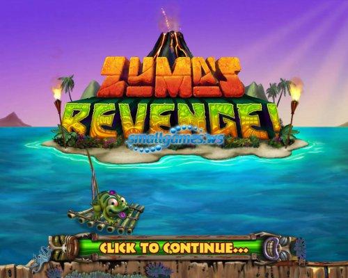 Zuma s Revenge