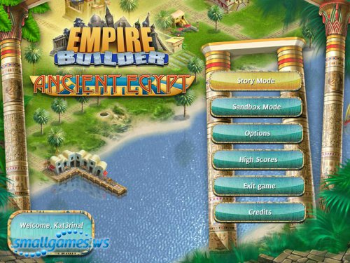 Empire Builder - Ancient Egypt