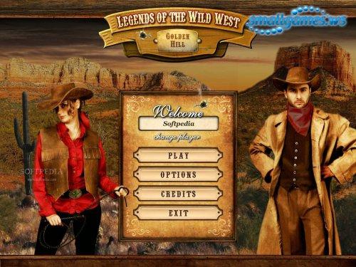 Legends of the Wild West: Golden Hill