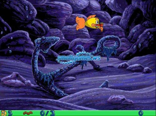 Рыбка Фредди и загадка бурлящей воды