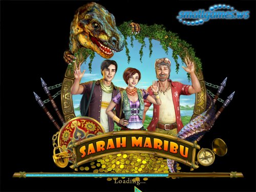 Sarah Maribu and The Lost World