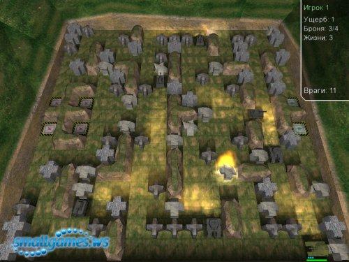 Battle Tank 3D (русская версия)