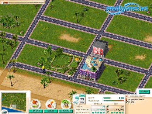 Build it! Miami Beach Resort - ??????? ????