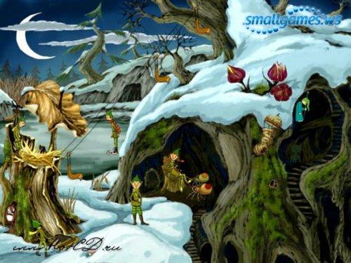 Дневники Волшебника-Эльфы и магия Леса