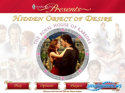 Hidden Object of Desire