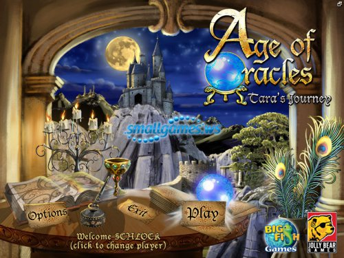 Age Of Oracles: Taras Journey