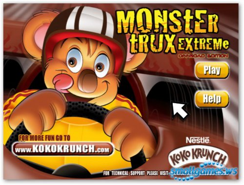 Monster Trux Extreme - Offroad Edition