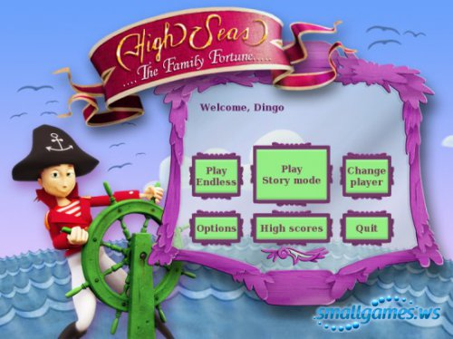 High Seas: The Family Fortune