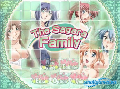 The Sagara Family [VN] [18+] [ENG]