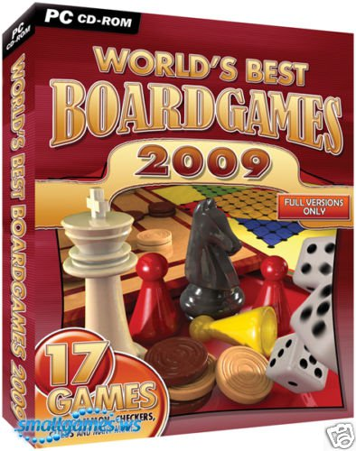 Worlds Best Board Games 2009