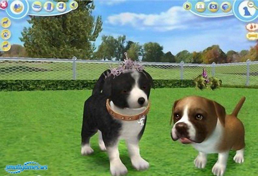 Dogz 2 скачать бесплатно игру на компьютер