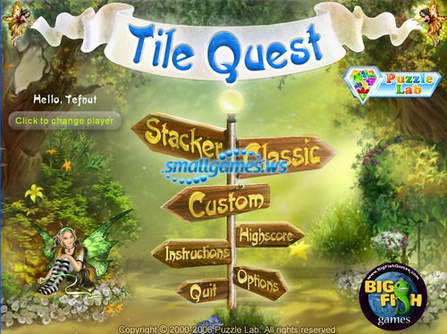 Tile Quest [ENG]