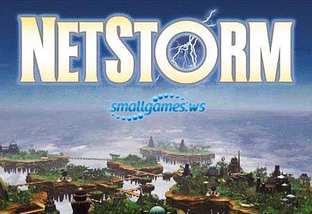 NetStorm - Islands At War [RUS]