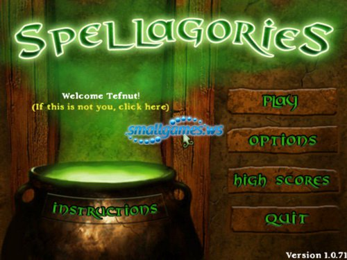 Spellagories [ENG]